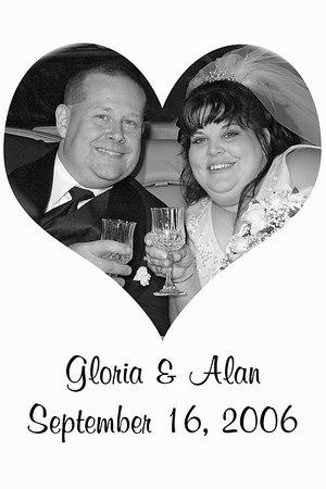 Gloria & Alan Ceremony