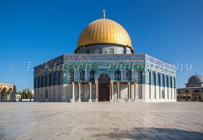 Jerusalem - Temple  Mount