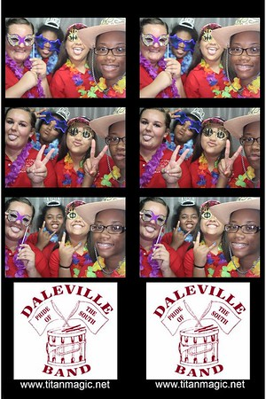 Daleville H.S. Color Run
