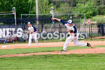 Baseball: Heritage 4, James Wood 3 by Tim Gregory on May 11, 2018