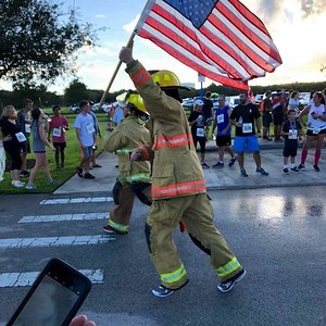 2018 Tunnel to Towers 5K Run & Walk Vero Beach