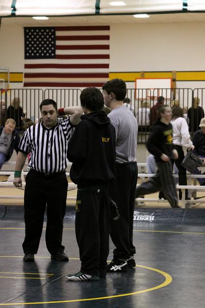 HHMS vs. Southwestern, 02-12-2009