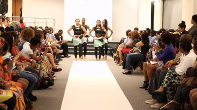 African Fashion Week DC 2015 - AFWDC - AFWDC Runway Fashion Show - ASA! Kelenya  3-21-2015