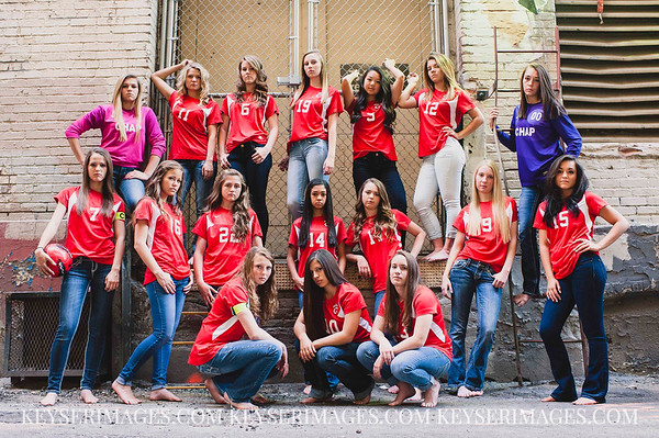 2013-14 Chap Girls Varsity Soccer