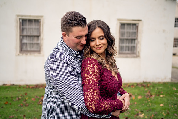 Stephanie and Jack - Engagement Session