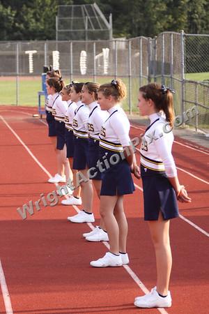 2009 09 10 Freshman Cheer