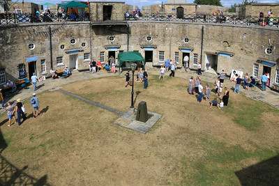 Redoubt Fort Open Day 2016