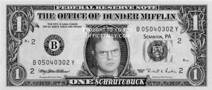 The Office Schrute Buck