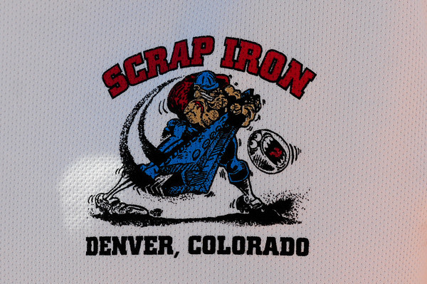 Scrap Iron 80s vs Center For Sight
