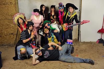 Barnyard Photobooth