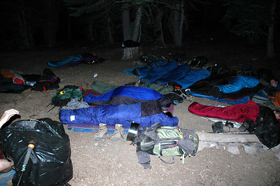 6/26/2004 - Backpack @ Mt. Baden Powell
