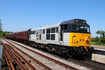 2012 - Avon Valley Railway