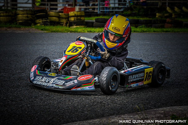 Tullyallen Karting Club 2017 Championship - Round 5 - Athboy