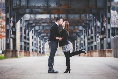 Anna + Josh - Engagement