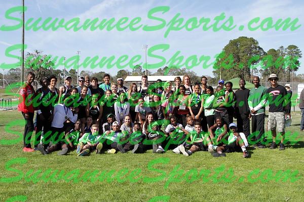 Suwaannee High School Track 2017