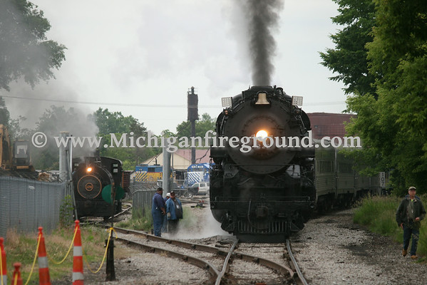6/20/14 - Owosso Steam Train Festival