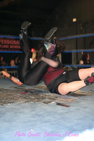 02 Alicia vs Taylor Nicole