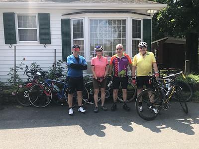 August 25 Wednesday Ride