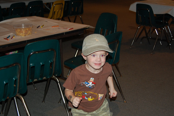 Brooks' 3rd Birthday Party 5/5/07