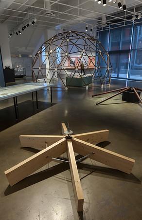 Exposition Montréal et le rêve géodésique