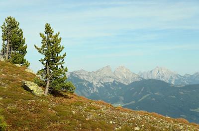 Niedere Tauern - Lower Tauern