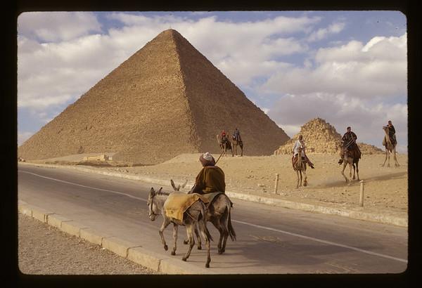 1998 - Egypt - Christmas on the Nile - 1 of 2