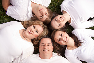 Mathis Family Portraits