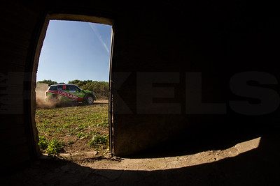 WRC Rally Sardegna 2014