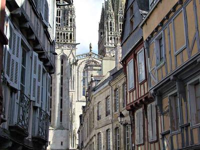 Bretagne-Urlaub 2012