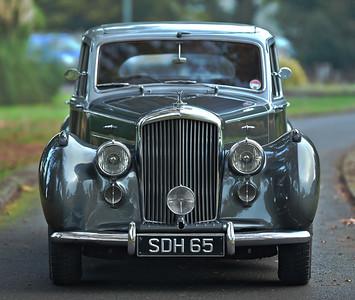 1953 Bentley R-Type Standard Steel Saloon SDH 65