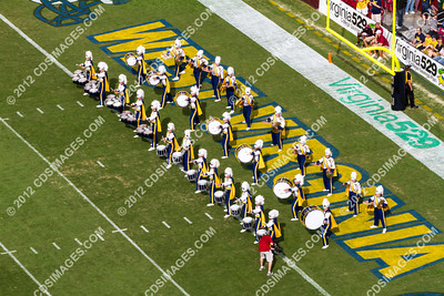 WVU vs JMU - September 15, 2012 - Pregame