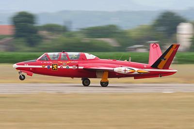 Belgian Military Aircraft
