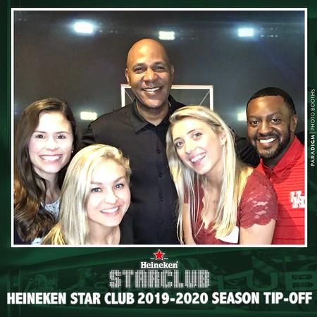 Heineken Star Club Season Tip-Off - Photos