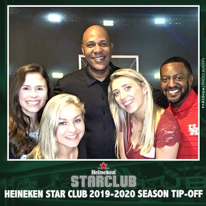 October 03, 2019 - Heineken Star Club 2019-2020 Season Tip-Off