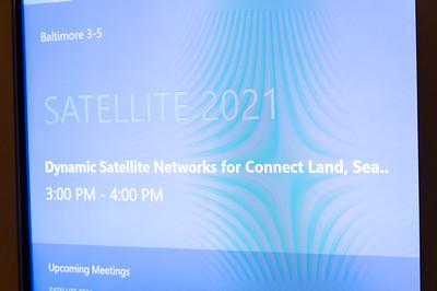 Dynamic Satellite Networks