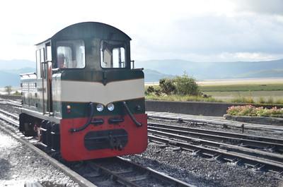 Welsh Highland September 2011