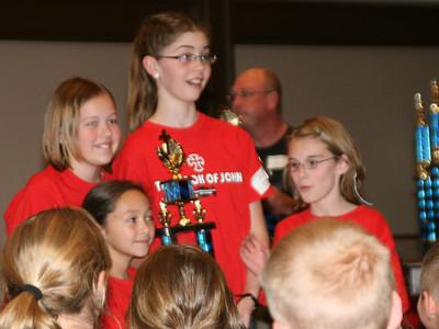 Hillcrest CofC Bible Bowl Competition
