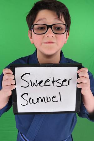 Samuel Sweetser