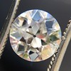 1.53ct Old European Cut Diamond GIA J VS2  0