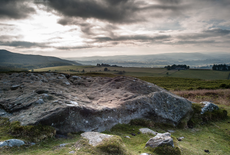 Writing on the land - mediation - between-ness