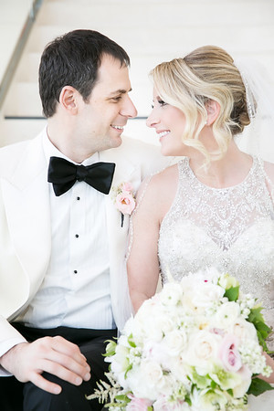 amy + anson wedding
