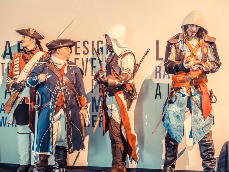 Assassin's Creed at Gamescom 2013