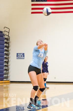 8-22-16 Garber Varsity Volleyball