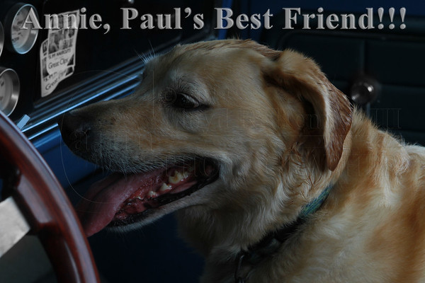 Paul and his Best Friend Annie