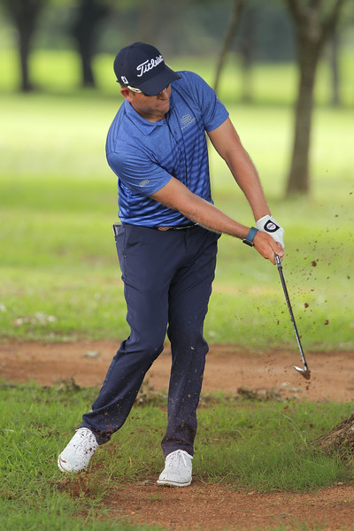 2017 Joburg Open: Day 2