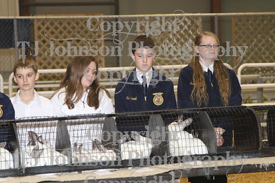 2012 Sping Branch FFA Livestock Show