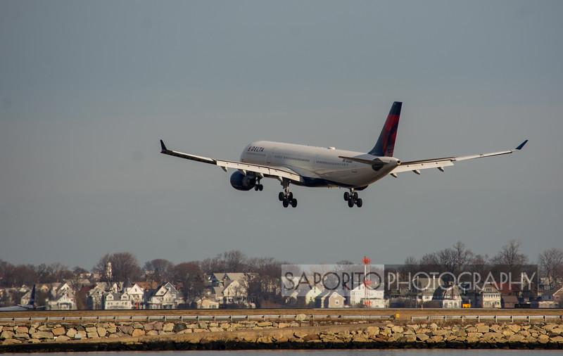Delta A330-600