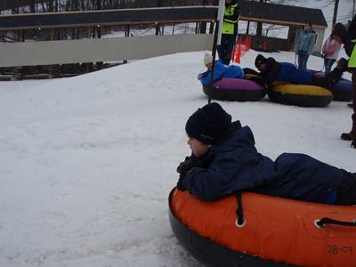 Sledding Trip Feb 09