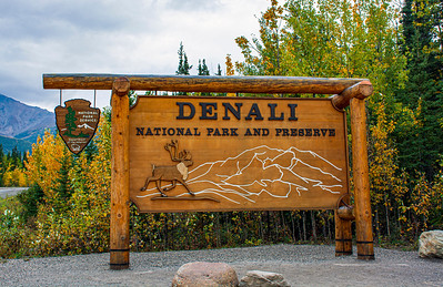 Denali National Park and Preserve - September 2019
