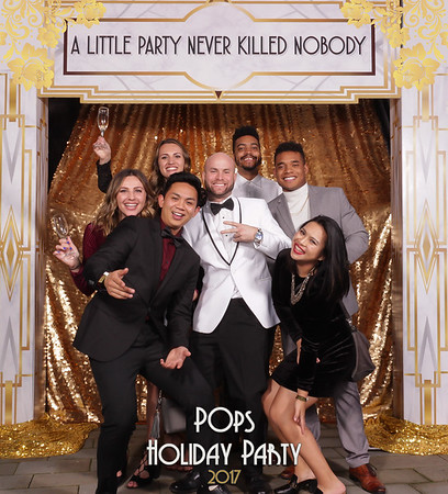 2017-12-02 | Google POps Holiday Party
